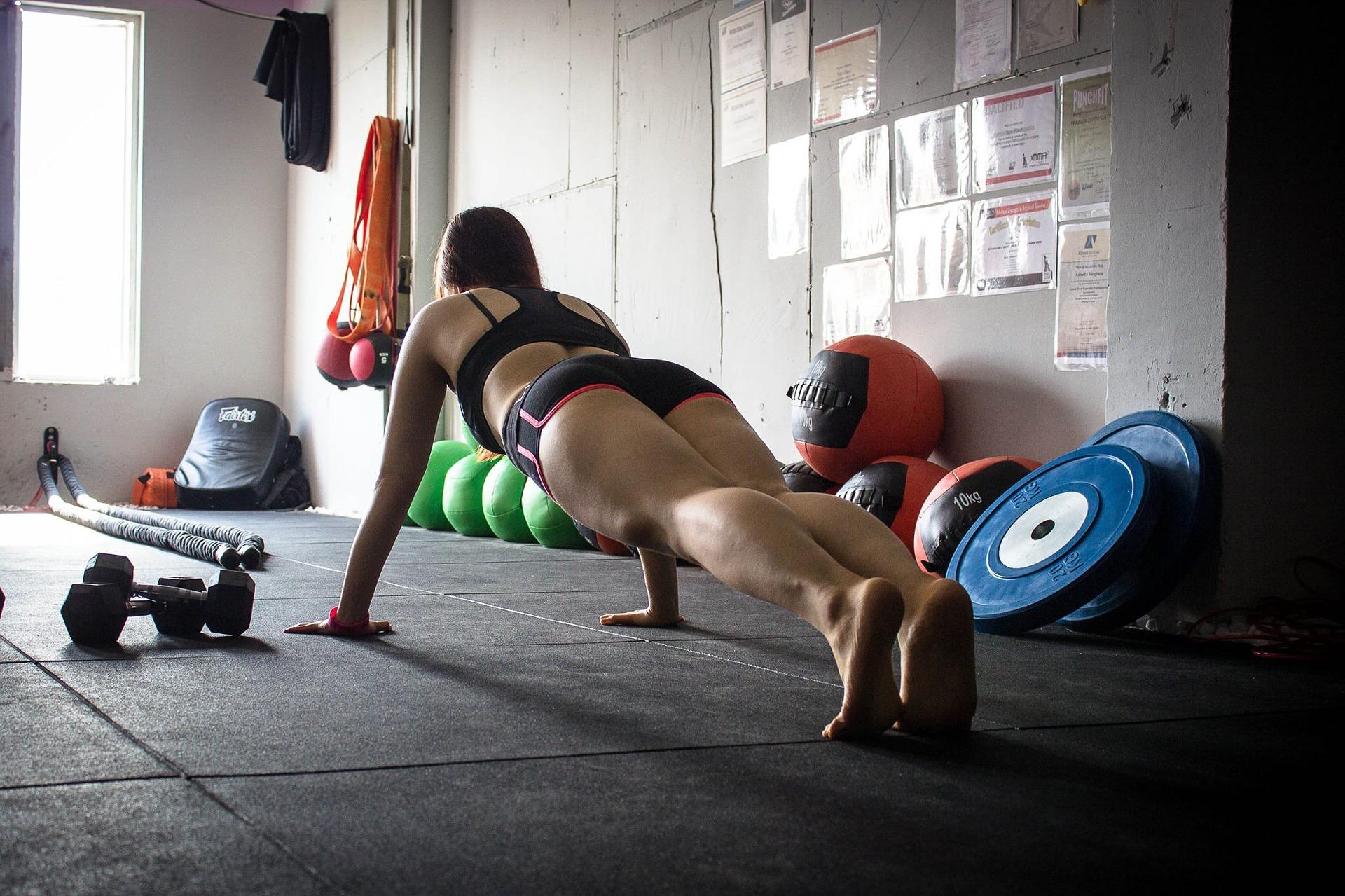 trening za celo telo